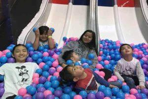 indoor playground field trip